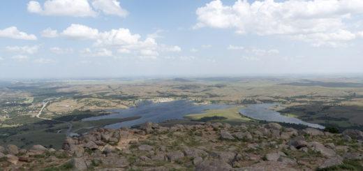 The view from Mount Scott - photo by Dennis Spielman