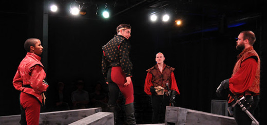 Henry V at Reduxion Theatre. Provided photo.