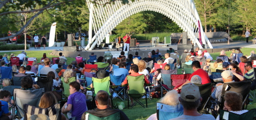 Sunday Twilight Concert photo by Dennis Spielman