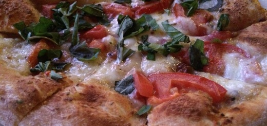 The Perfect Margherita pizza at The Wedge at Deep Deuce-02