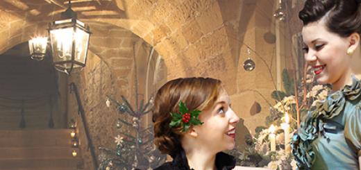 Jane Austen's Christmas Cracker! - provided photo