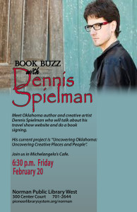 Book Buzz with Dennis Spielman