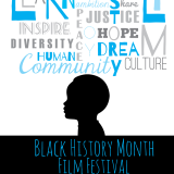 Black History Month Film Festival Poster