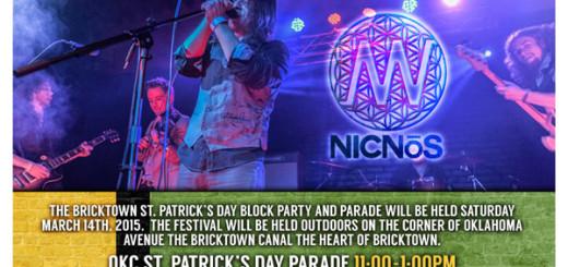 Bricktown Block Party 2015