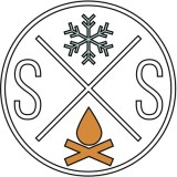 Snow S'More Round Logo