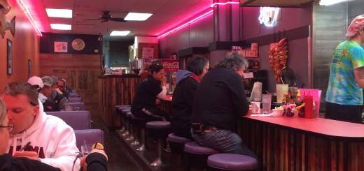 Inside The Diner