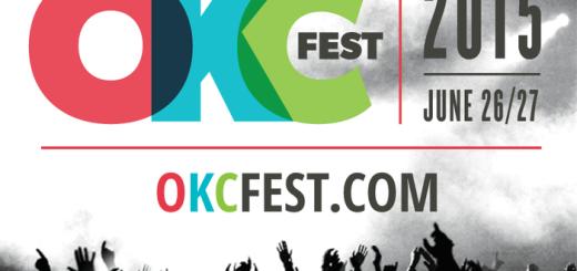 OKCFEST poster