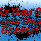 Six Years Giveaway