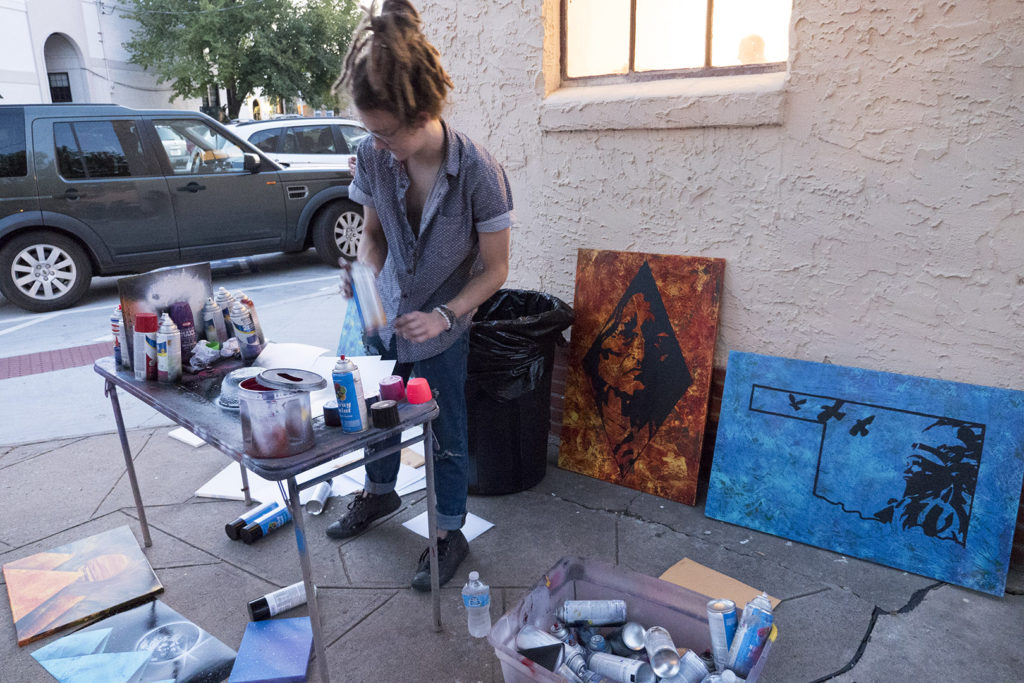 Paseo First Friday @ Paseo Arts District | Oklahoma City | Oklahoma | United States