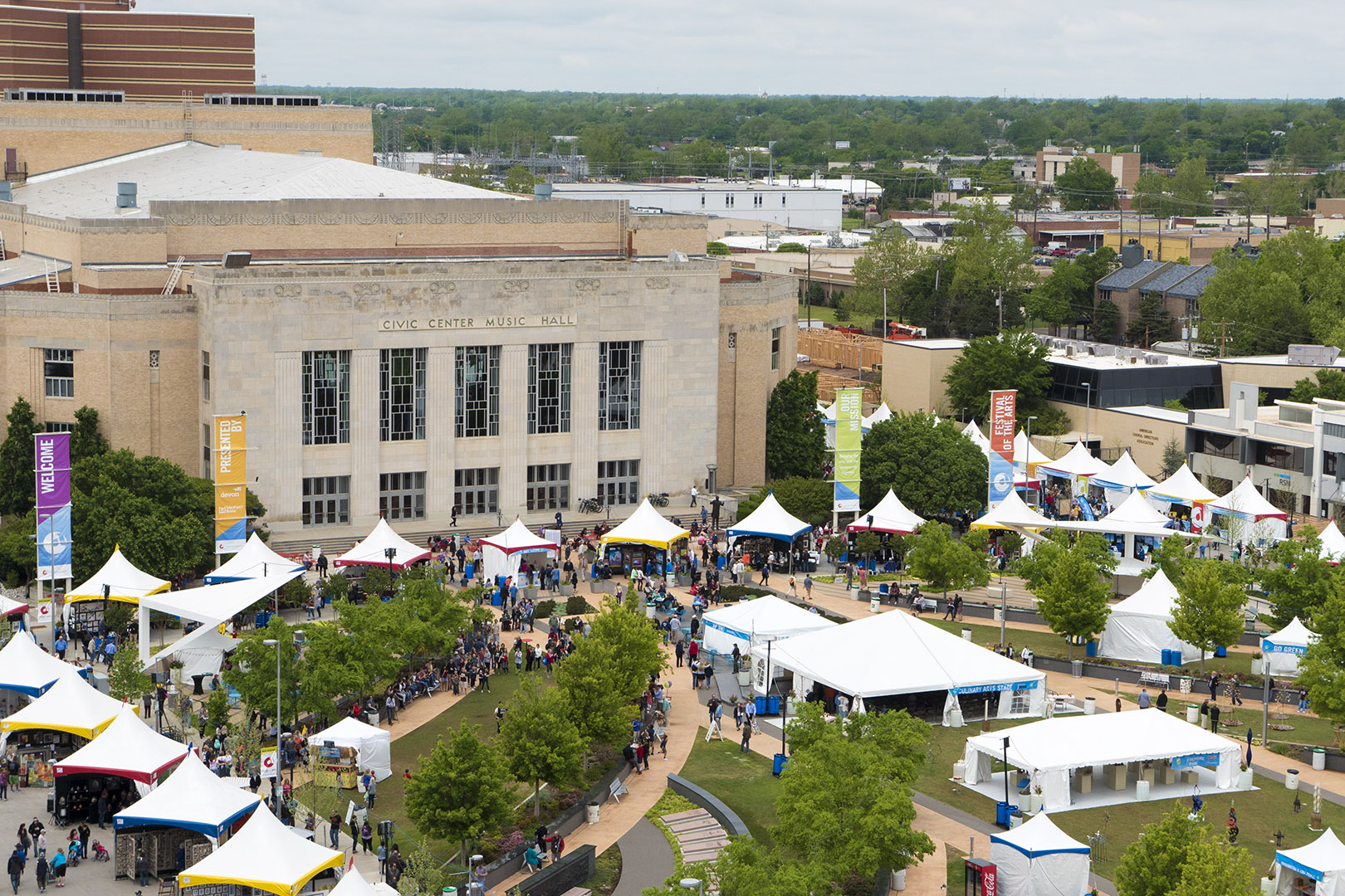 Festival of the Arts @ Bicentennial Park | Oklahoma City | Oklahoma | United States