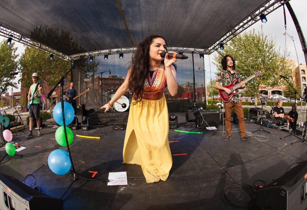 Lincka norman music festival uncovering oklahoma for 1492 new world latin cuisine oklahoma city ok