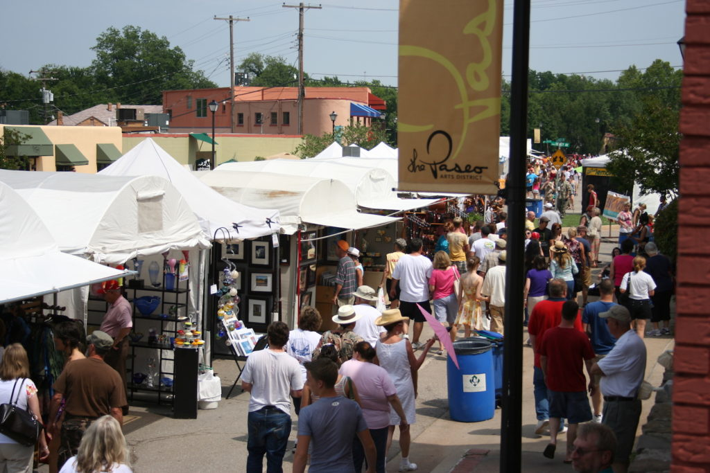Paseo Arts Festival @ Paseo Arts District | Oklahoma City | Oklahoma | United States