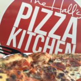 Pizza from The Hall's Pizza Kitchen at Heard on Hurd