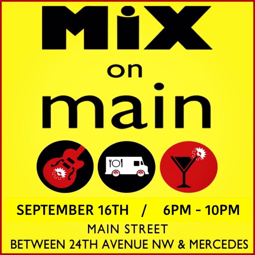 Mix On Main @ Main District | Norman | Oklahoma | United States