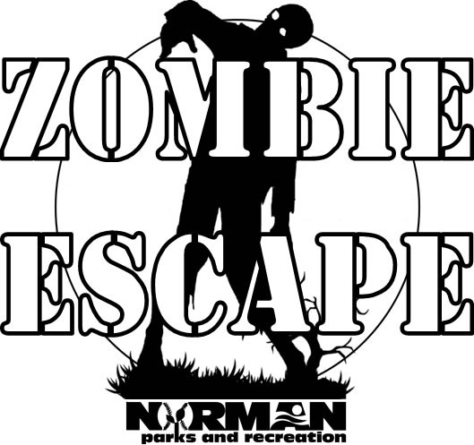 Norman Zombie Escape @ Griffin Park Disc Golf Course | Norman | Oklahoma | United States