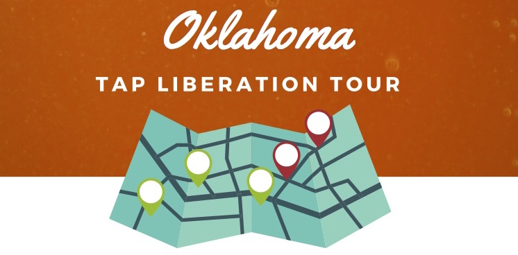 Oklahoma Tap Liberation Day @ Oak & Ore | Oklahoma City | Oklahoma | United States