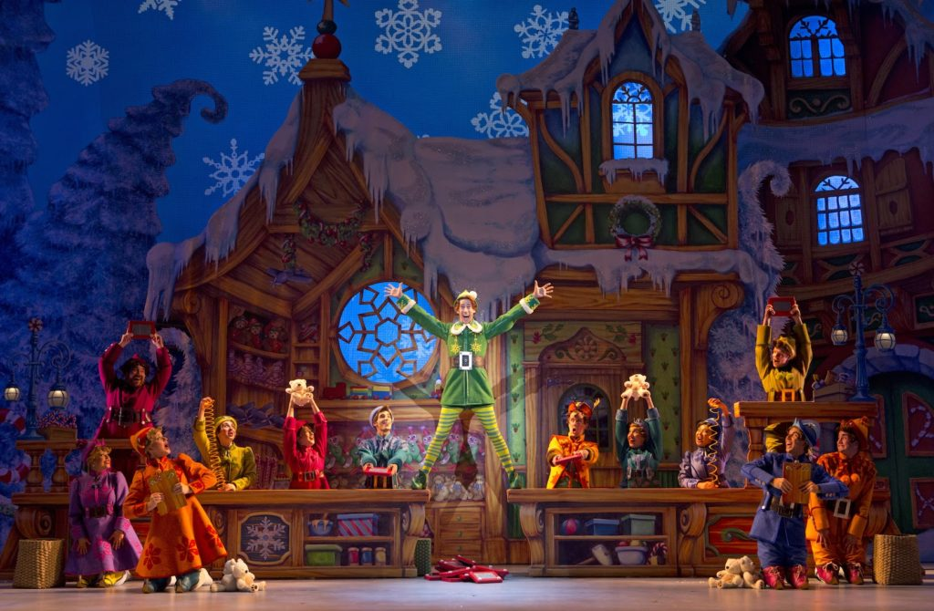 Elf The Musical @ Civic Center Music Hall | Oklahoma City | Oklahoma | United States