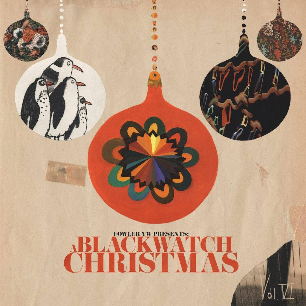 A Blackwatch Christmas Release Party @ STASH | Norman | Oklahoma | United States