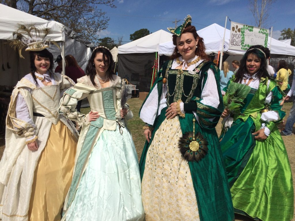 The Norman Medieval Fair @ Reaves Park | Norman | Oklahoma | United States