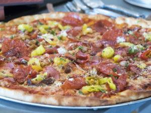 Wheelhouse Pizza Kitchen - photo by Dennis Spielman