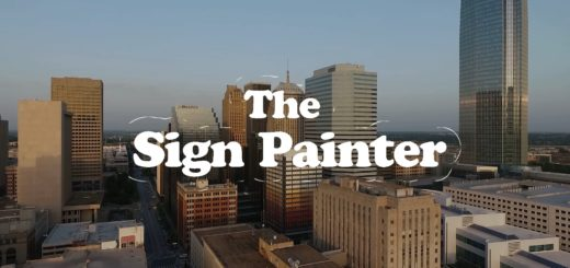 The Sign Painter
